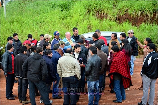 Conflito entre Brasil e Paraguai taxistas
