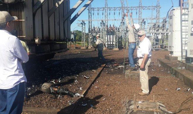 Itapúa: 20.000 usuarios siguen sin energía eléctrica