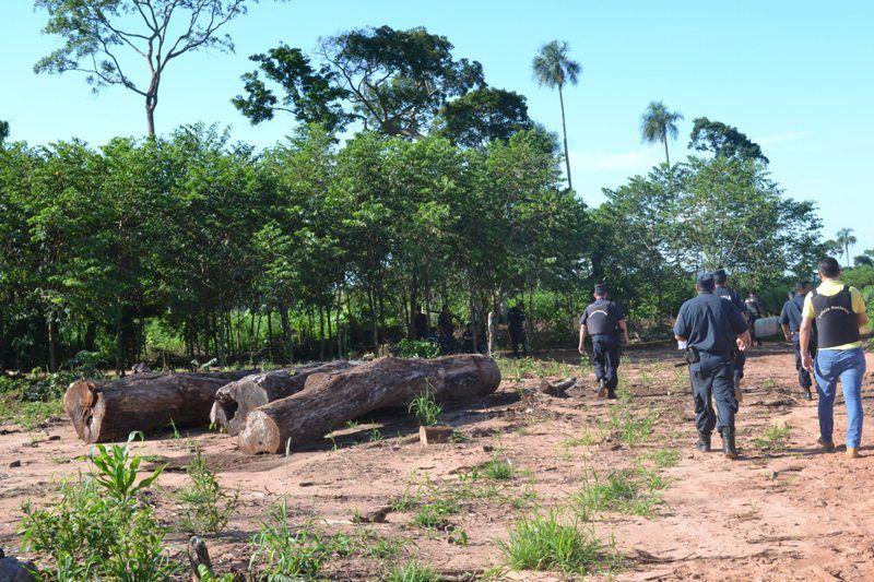 No encuentran a invasores de una propiedad en Maracaná